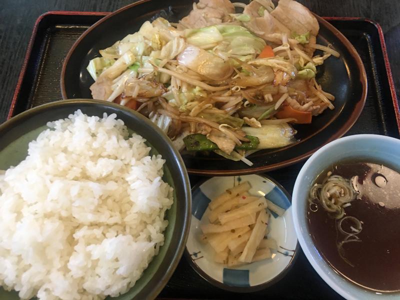 弘前 定食